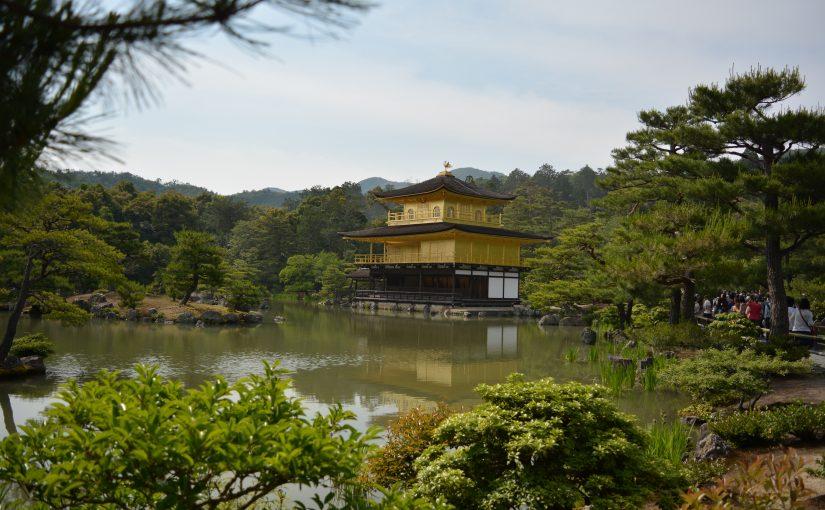 Japan dag 7 – Kyoto – Bamboo Forest, Nison-in & Kinkakuji Tempels