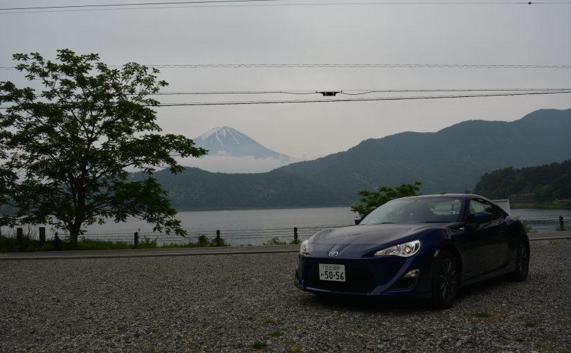 Japan dag 12 – Mt. Fuji Road Trip