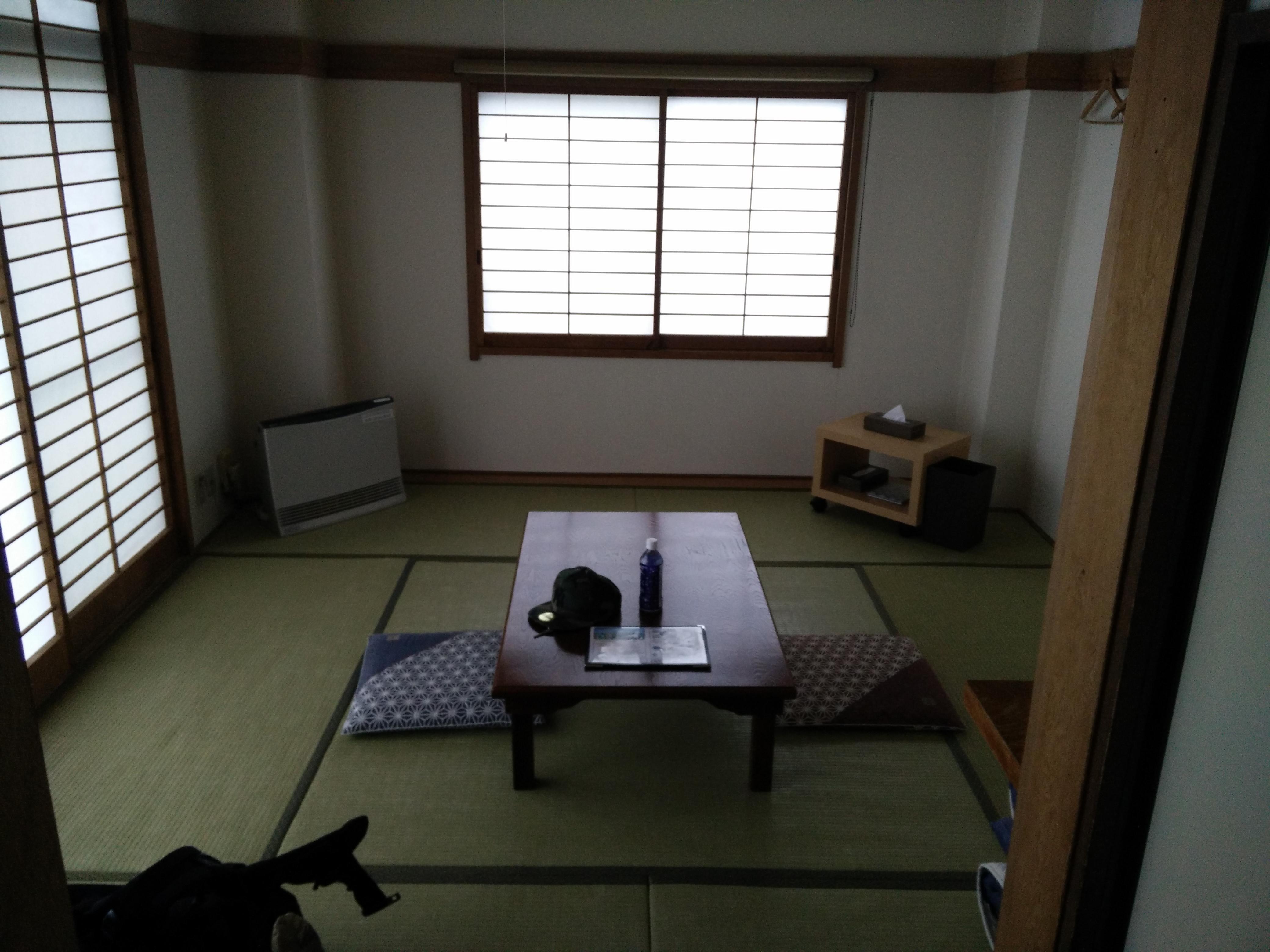 Japan dag 11 kyoto naar fujikawaguchiko mt fuji dave denissen - Japanse stijl kamer ...
