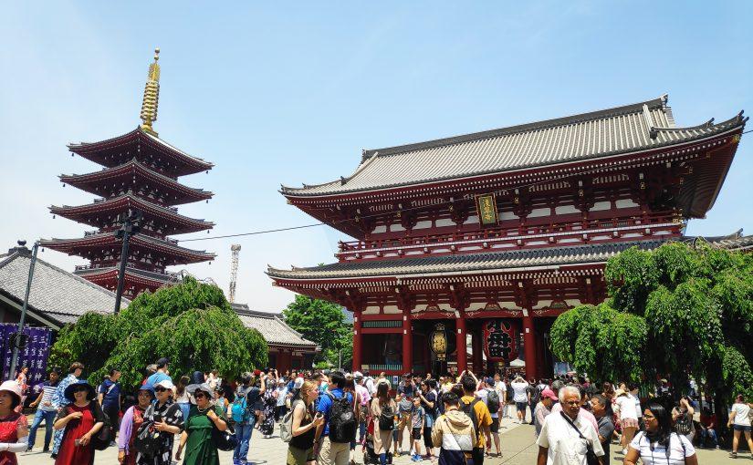 Dag 14 – Tokyo